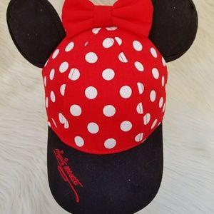 Authentic Disney Parks Minnie Mouse Hat